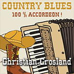 Couverture de l'album Country – Blues 100 % accordéon