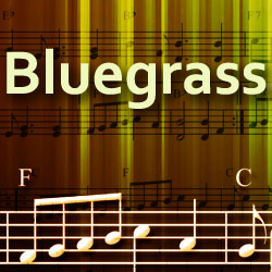 Illustration du style Bluegrass