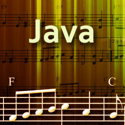 Illustration du style Java
