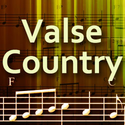 Illustration du style Valse country